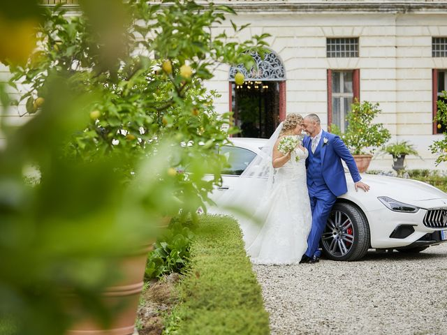 Il matrimonio di Walter e Giovanna a Montebelluna, Treviso 18