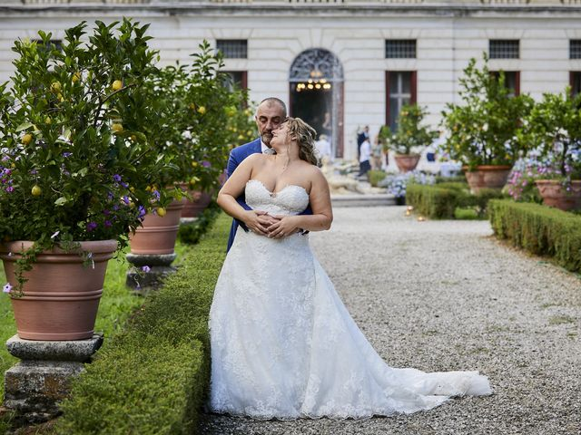 Il matrimonio di Walter e Giovanna a Montebelluna, Treviso 37