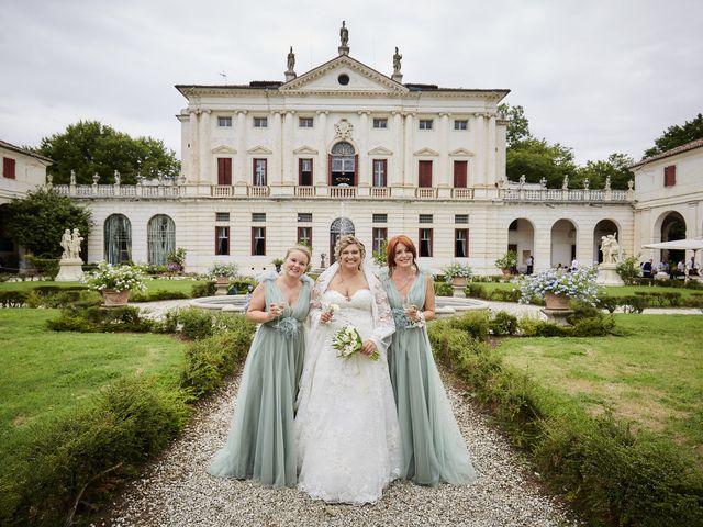 Il matrimonio di Walter e Giovanna a Montebelluna, Treviso 44