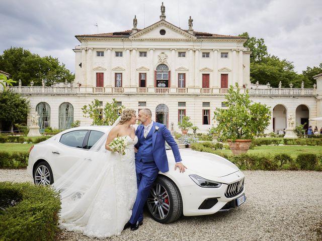 Il matrimonio di Walter e Giovanna a Montebelluna, Treviso 45