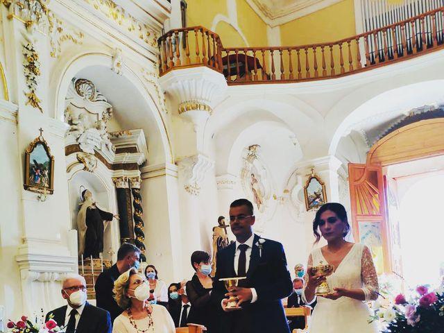 Il matrimonio di Marialucia e Salvatore a Ispica, Ragusa 3