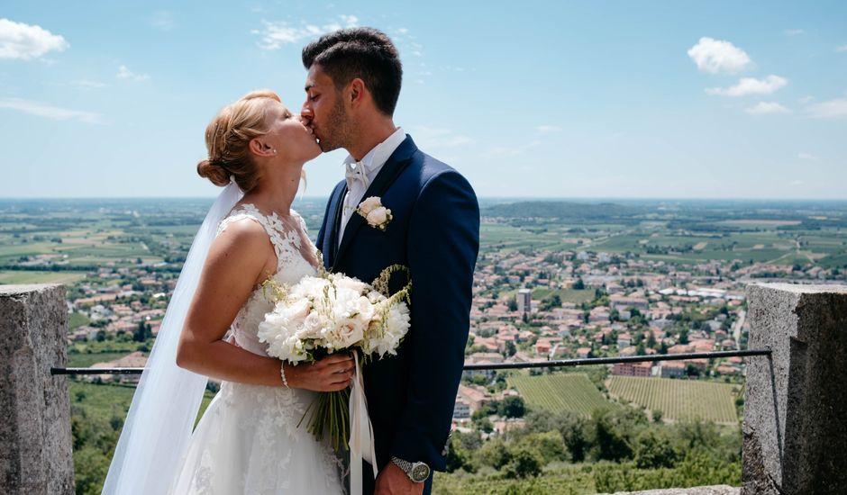 Il matrimonio di Marco e Giulia a Cormons, Gorizia