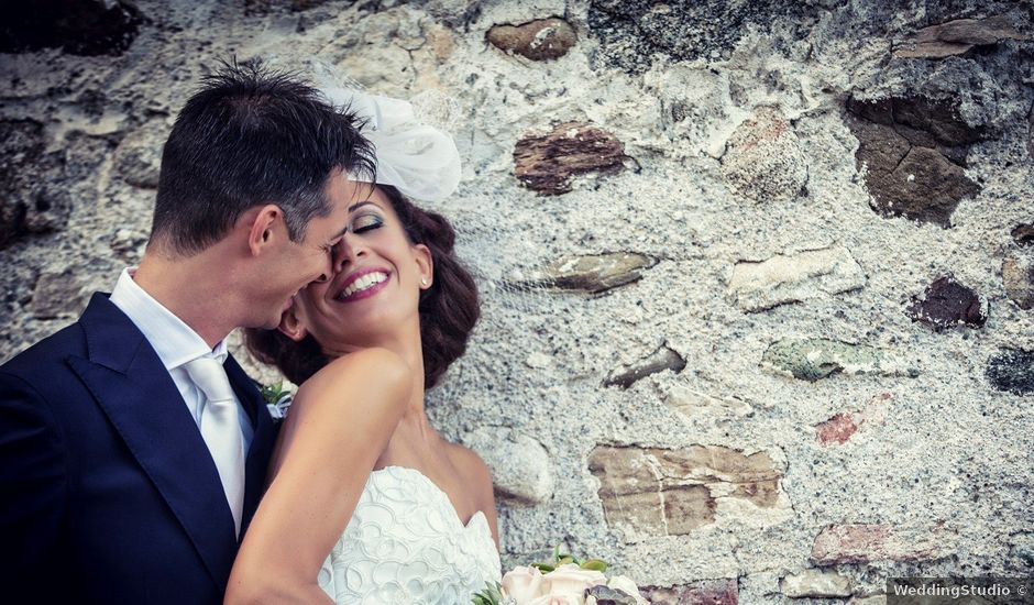 Il matrimonio di Andrea e Micaela a Montevecchia, Lecco