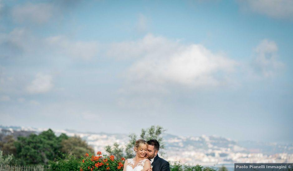 Il matrimonio di Luigi e Martina a Napoli, Napoli