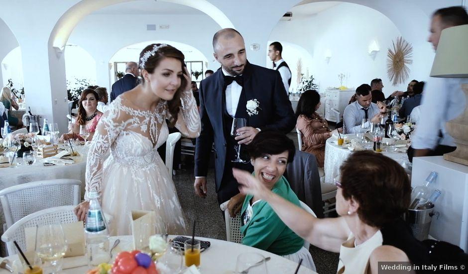 Il matrimonio di Diego e Marta a Golfo Aranci, Sassari
