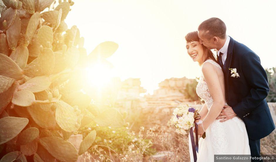 Il matrimonio di Alessandro e Stephanie a Pozzallo, Ragusa