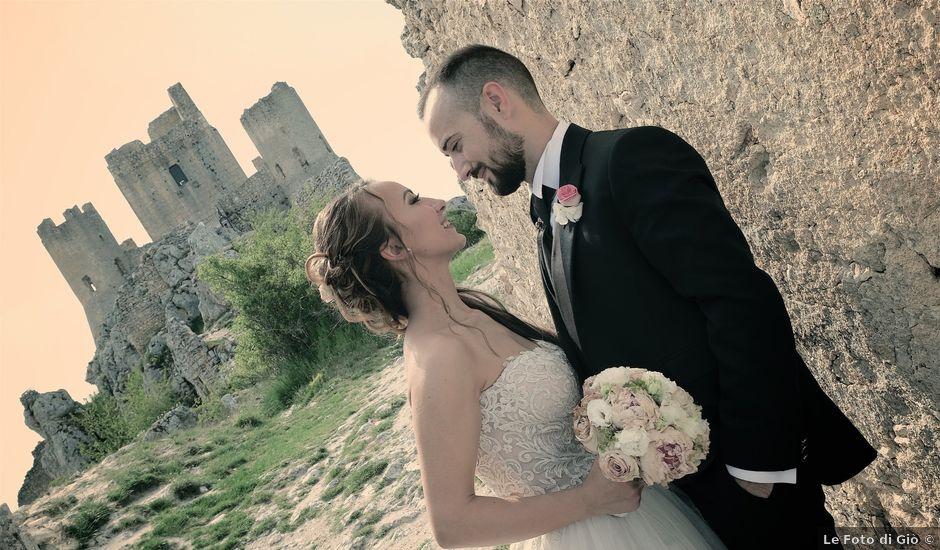 Il matrimonio di Paolo e Stefania a Loreto Aprutino, Pescara
