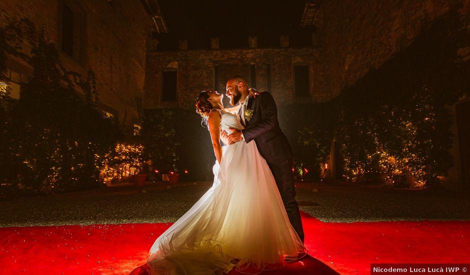 Il matrimonio di Alessio e Sara a Pantigliate, Milano
