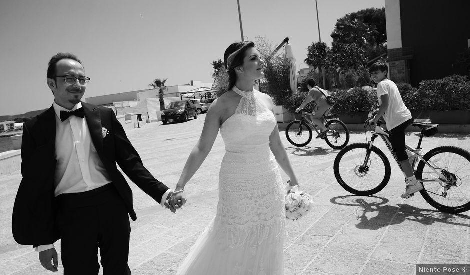 Il matrimonio di Francesco e Annarita a Taranto, Taranto
