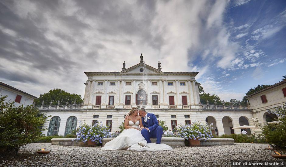 Il matrimonio di Walter e Giovanna a Montebelluna, Treviso