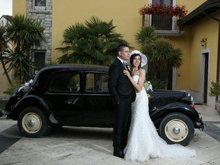 Le nozze di Ramona e Antonio