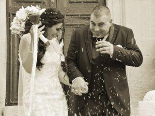 Le nozze di Alessandra e Martino