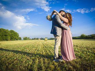 Le nozze di Licia e Michele