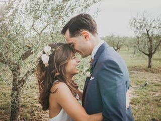 Le nozze di Marica e Fabrizio