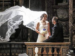 Le nozze di Antonio  e Vanessa