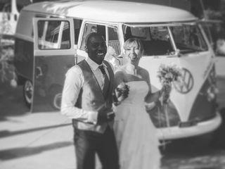 Le nozze di Simona e Bomeza