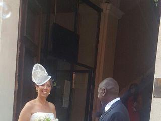 Le nozze di Simona e Bomeza 1