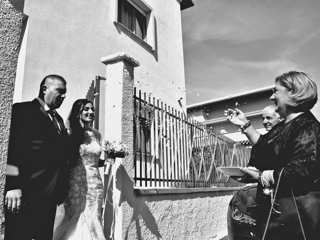 Il matrimonio di Martino e Alessandra a Maracalagonis, Cagliari 24