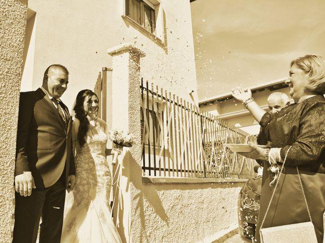 Il matrimonio di Martino e Alessandra a Maracalagonis, Cagliari 25
