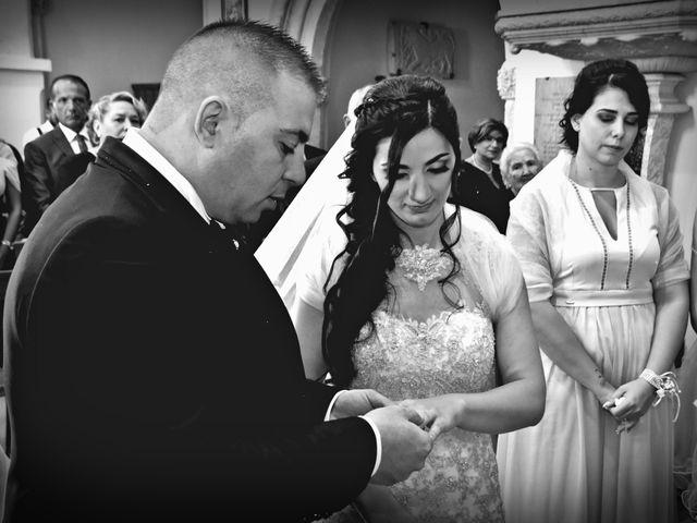Il matrimonio di Martino e Alessandra a Maracalagonis, Cagliari 30