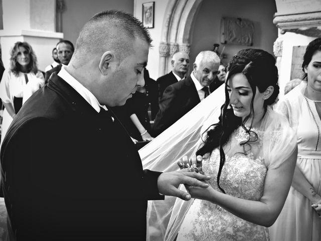 Il matrimonio di Martino e Alessandra a Maracalagonis, Cagliari 31