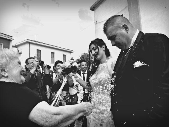 Il matrimonio di Martino e Alessandra a Maracalagonis, Cagliari 32