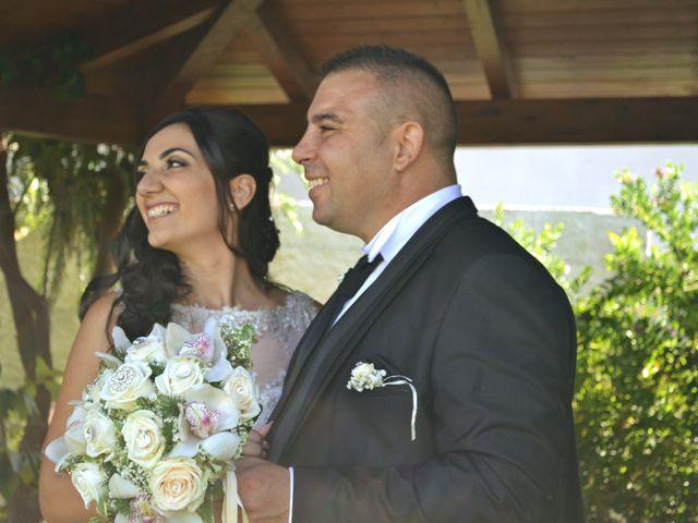 Il matrimonio di Martino e Alessandra a Maracalagonis, Cagliari 36