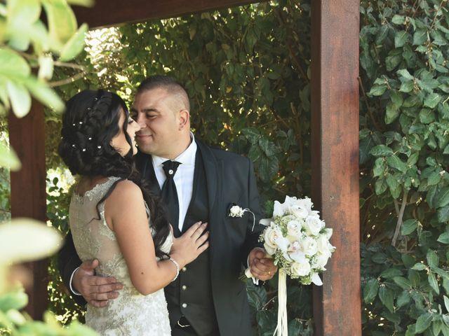 Il matrimonio di Martino e Alessandra a Maracalagonis, Cagliari 38