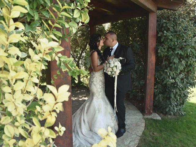 Il matrimonio di Martino e Alessandra a Maracalagonis, Cagliari 39