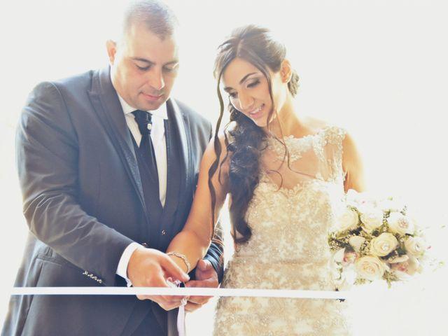 Il matrimonio di Martino e Alessandra a Maracalagonis, Cagliari 45