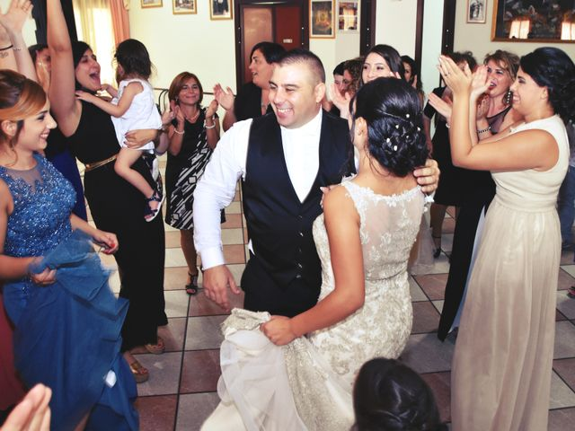Il matrimonio di Martino e Alessandra a Maracalagonis, Cagliari 59