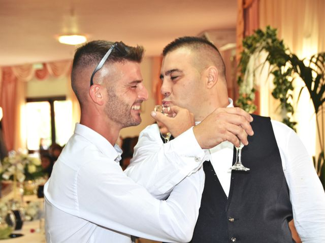 Il matrimonio di Martino e Alessandra a Maracalagonis, Cagliari 60