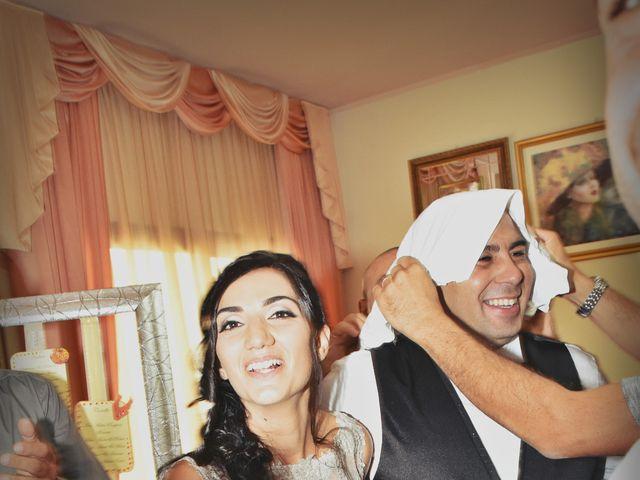 Il matrimonio di Martino e Alessandra a Maracalagonis, Cagliari 63