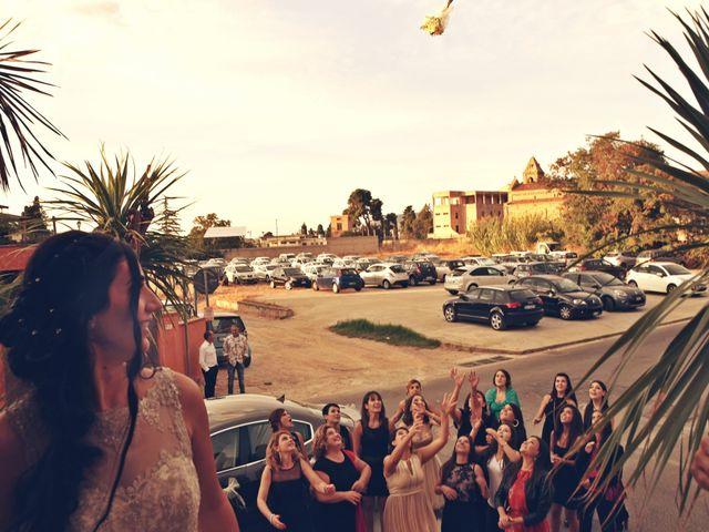 Il matrimonio di Martino e Alessandra a Maracalagonis, Cagliari 64