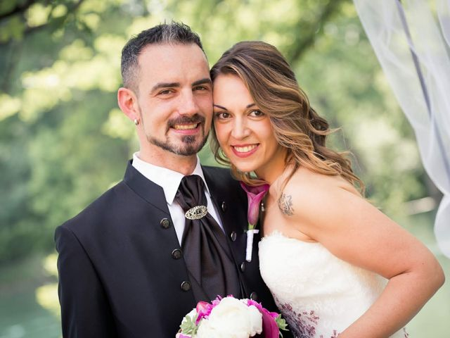 Le nozze di Liana e Eliseo