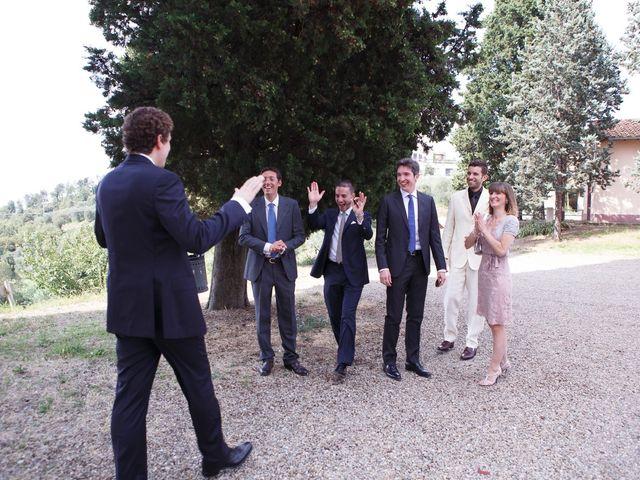 Il matrimonio di Jacopo e Stella a Firenze, Firenze 5