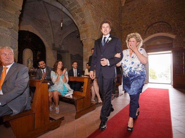 Il matrimonio di Jacopo e Stella a Firenze, Firenze 9