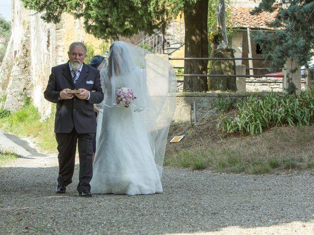 Il matrimonio di Jacopo e Stella a Firenze, Firenze 15