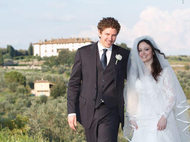 Il matrimonio di Jacopo e Stella a Firenze, Firenze 66