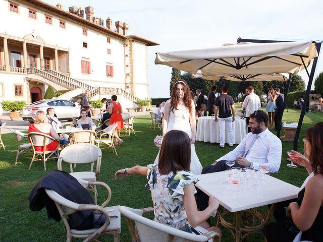 Il matrimonio di Jacopo e Stella a Firenze, Firenze 67