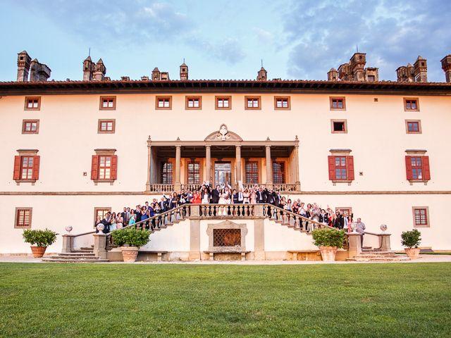 Il matrimonio di Jacopo e Stella a Firenze, Firenze 75