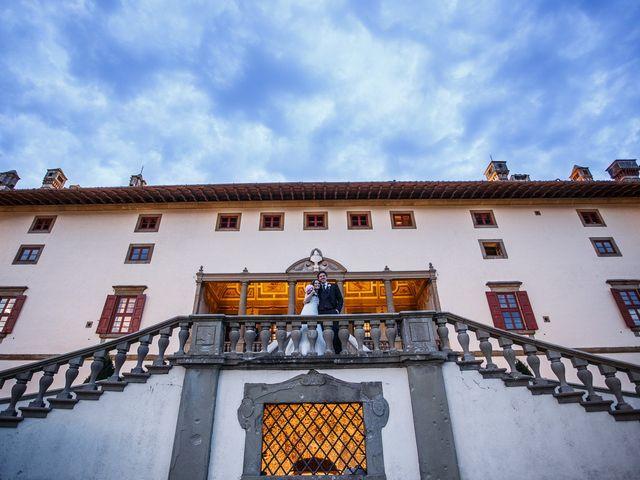 Il matrimonio di Jacopo e Stella a Firenze, Firenze 78