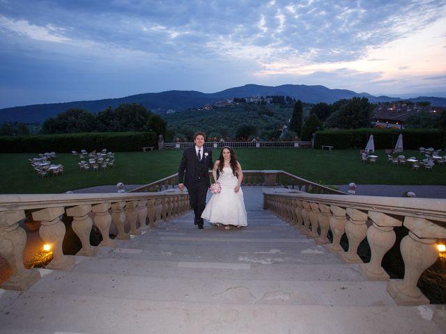 Il matrimonio di Jacopo e Stella a Firenze, Firenze 79