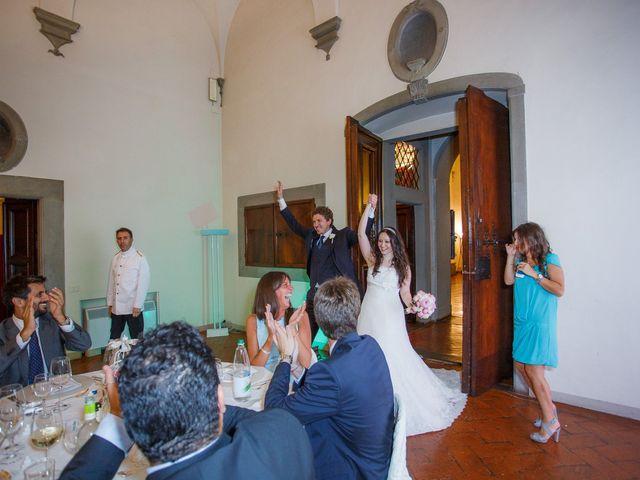 Il matrimonio di Jacopo e Stella a Firenze, Firenze 80