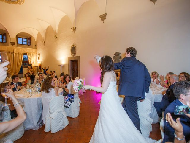 Il matrimonio di Jacopo e Stella a Firenze, Firenze 81