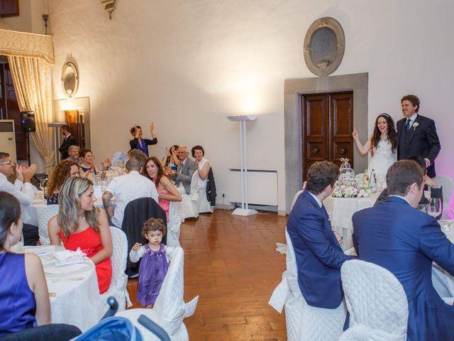 Il matrimonio di Jacopo e Stella a Firenze, Firenze 82
