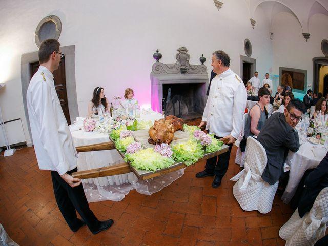 Il matrimonio di Jacopo e Stella a Firenze, Firenze 83