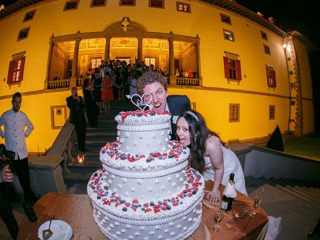Il matrimonio di Jacopo e Stella a Firenze, Firenze 97