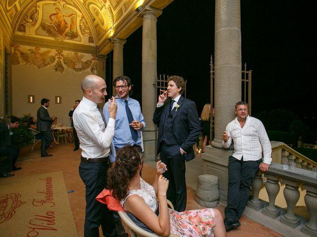 Il matrimonio di Jacopo e Stella a Firenze, Firenze 110