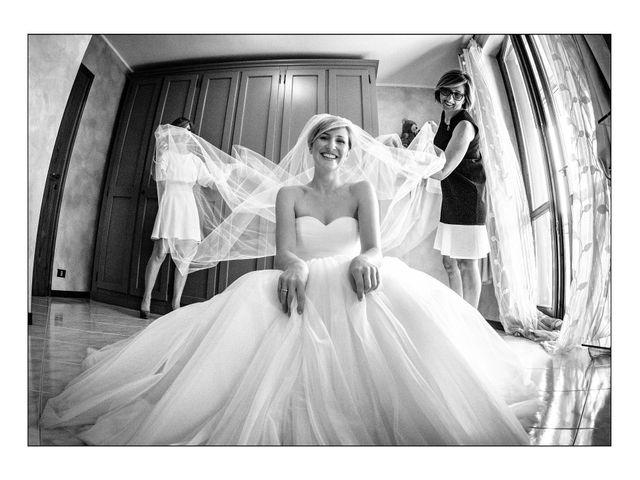 Il matrimonio di Riccardo e Michela a Osio Sopra, Bergamo 20